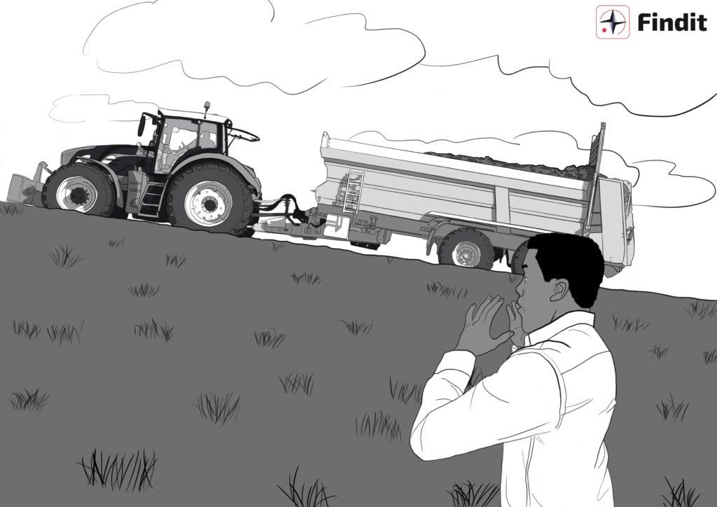 Gestion de la maintenance de vos bennes agricoles
